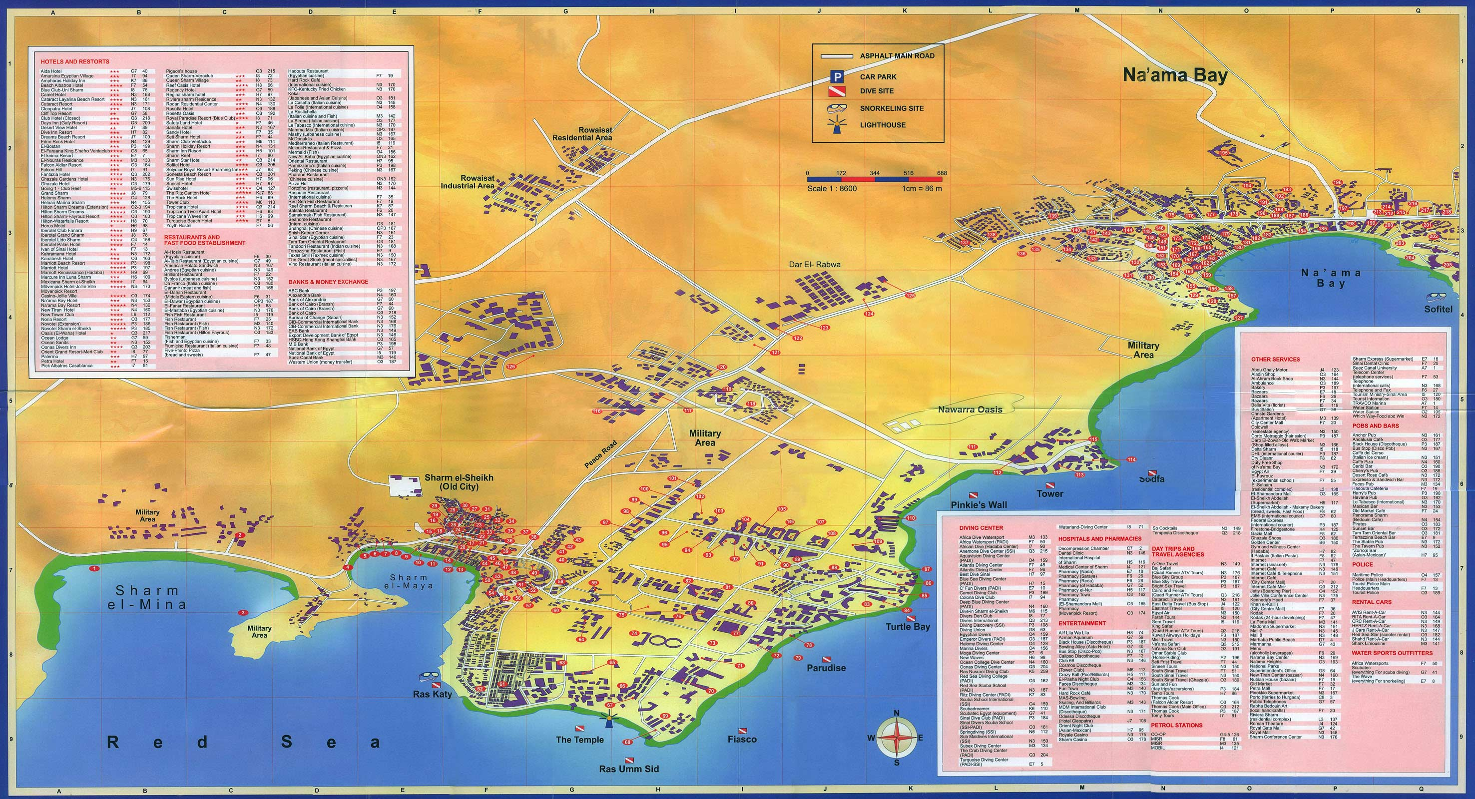 naama bay hotels map with  on Sharm El Sheikh Hotels Xperience Sea Breeze Resort h4672736 as well Tourism G297555 Sharm El Sheikh South Sinai Red Sea and Sinai Vacations also Sharm El Sheikh Hotels The Grand Hotel Sharm El Sheikh 160860 also Red Sea Facts further Hilton Sharm Dreams Resort.