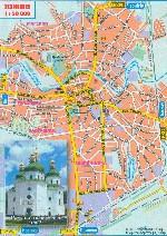 Подробная Карта Нежина